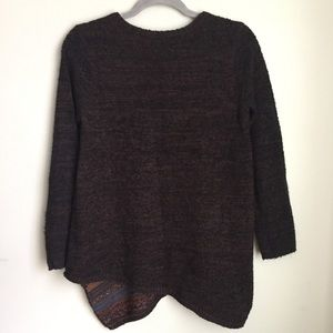 Soft Surroundings Sweaters - Soft Surroundings | Long Brown Sweater Size Small